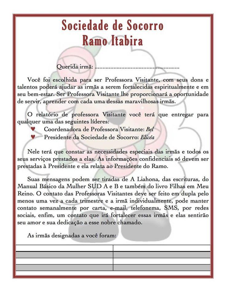 Meninas,  A Elicéa Colen compartilhou os arquivos lindos que ela preparou para um treinamento de Professoras Visitantes do Ramo Itabira (It...