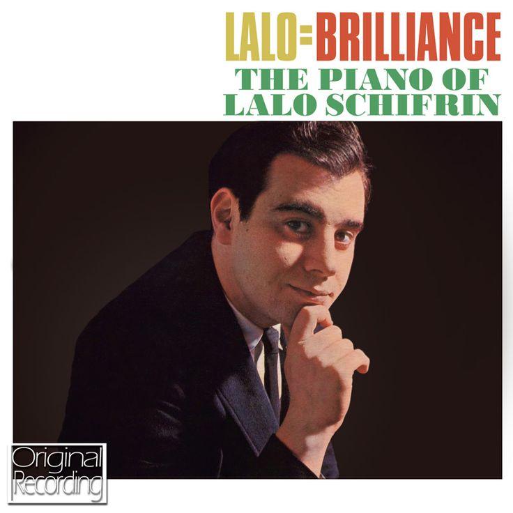 Lalo Schifrin - Lalo=brilliance