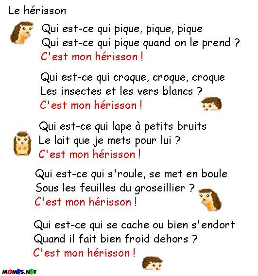 hérisson (français) - Le mot du jour - Forum Babel