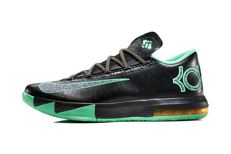 "Image of Nike KD VI ""Night Vision"""
