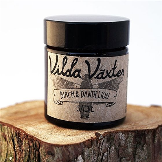 This balm is made with wildharvested spring Birch leaves and Dandelion flowers infused in organic oils. Birch grows throughout the northern boreal ...