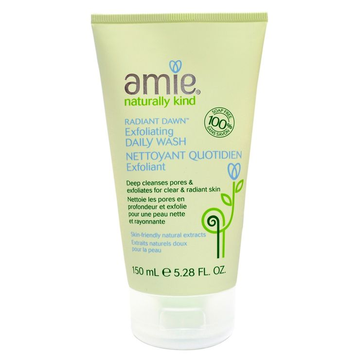 Amie Radiant Dawn Exfoliating Daily Face Wash 150 mL
