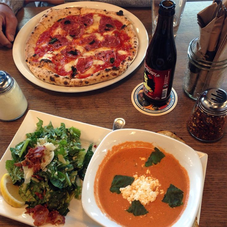 Authentic, fresh and traditional Neopolitan pizza at Famoso in Surrey, BC!
