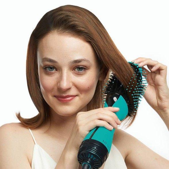 Revlon Salon One Step Hair Dryer And Volumizer With Images Revlon Hair Dryer Best Hair Dryer Hair Dryer