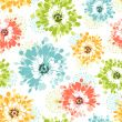 Love this modern floral pattern!!