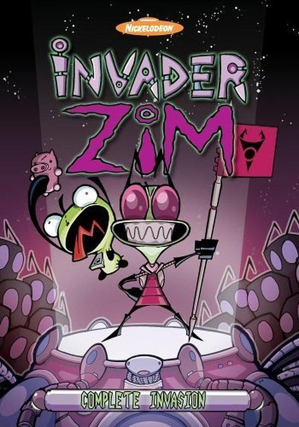 Invader ZIM (TV Series 2001–2004)