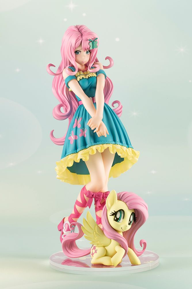Fluttershy My Little Pony Bishoujo Statue Figure In 2020 With