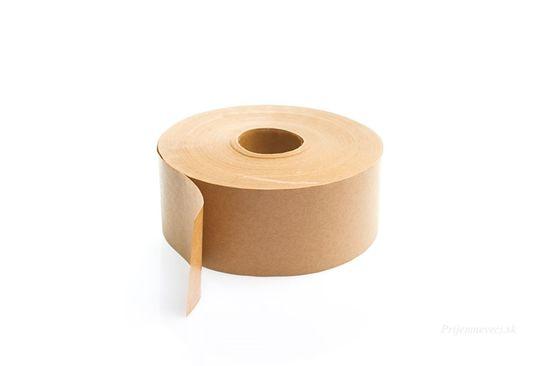Papierová lepiaca páska hnedá - 200 metrov