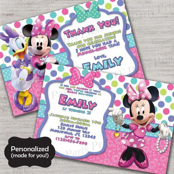 minnie mouse birthday bowtique invitejpg fileinvite