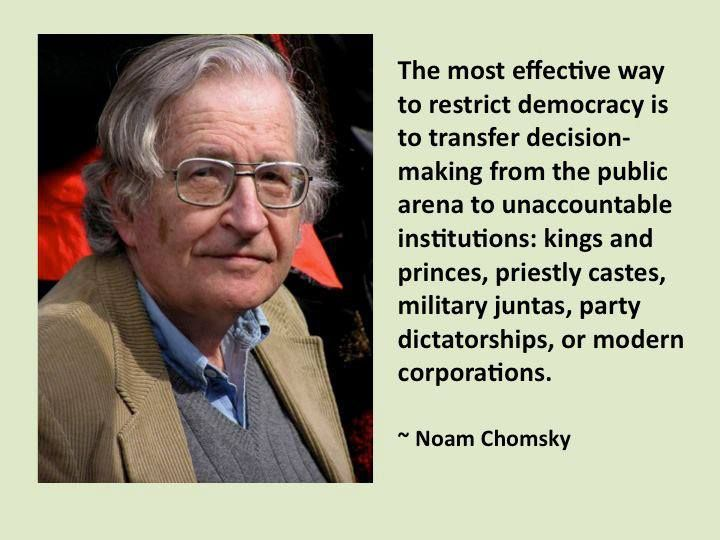 Noam Chomsky Quotes 30 Best Noam Chomsky Images On Pinterest  Noam Chomsky Politics .