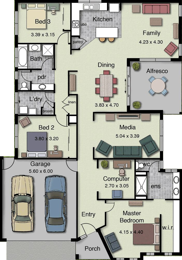 1000 images about plans on pinterest floor plans house for Hotondo home designs