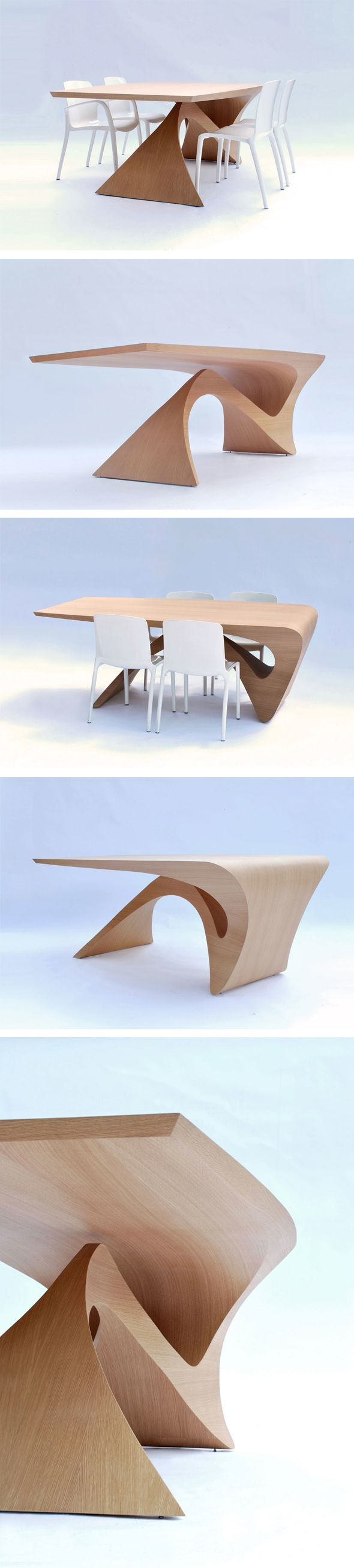 Schön Form Follows Function Table Par Daan Mulder