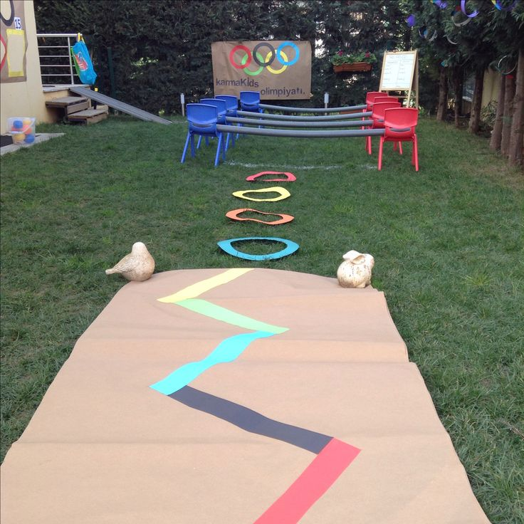 Olympic Games and ides for kids