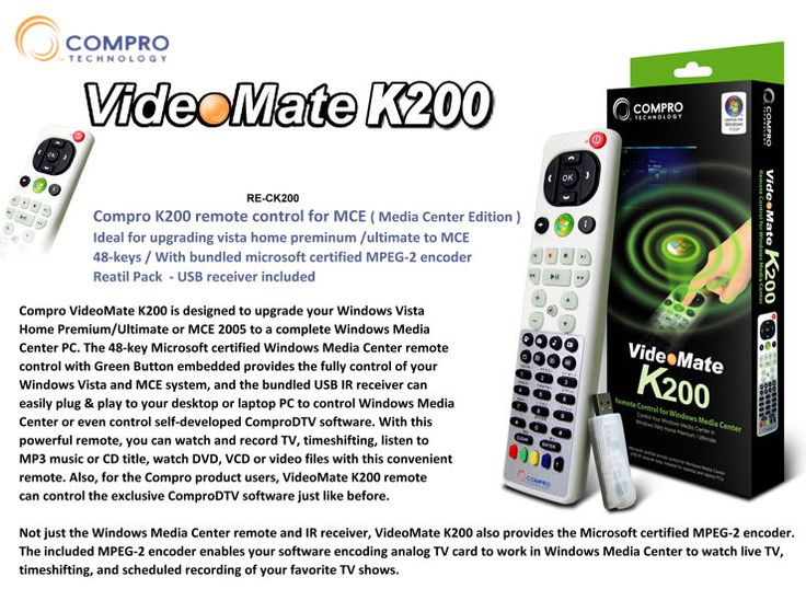 Video Mate K200