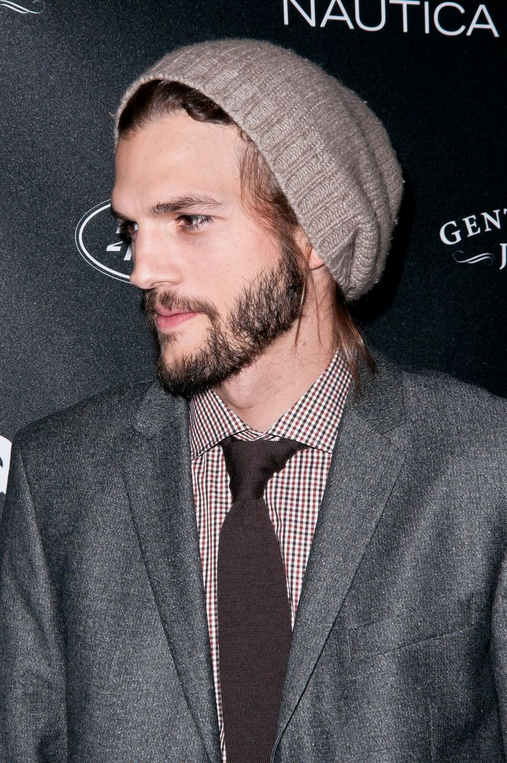 Ashton Kutcher Beanie 13 best images about G...