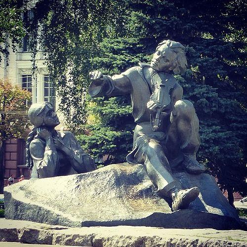 Statues. Minsk, Belarus | Flickr – Condivisione di foto!