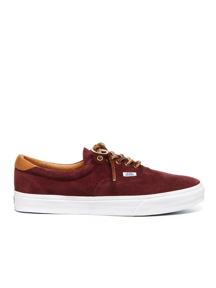 California Era 48 Suede Sneakers by Vans on Park & Bond