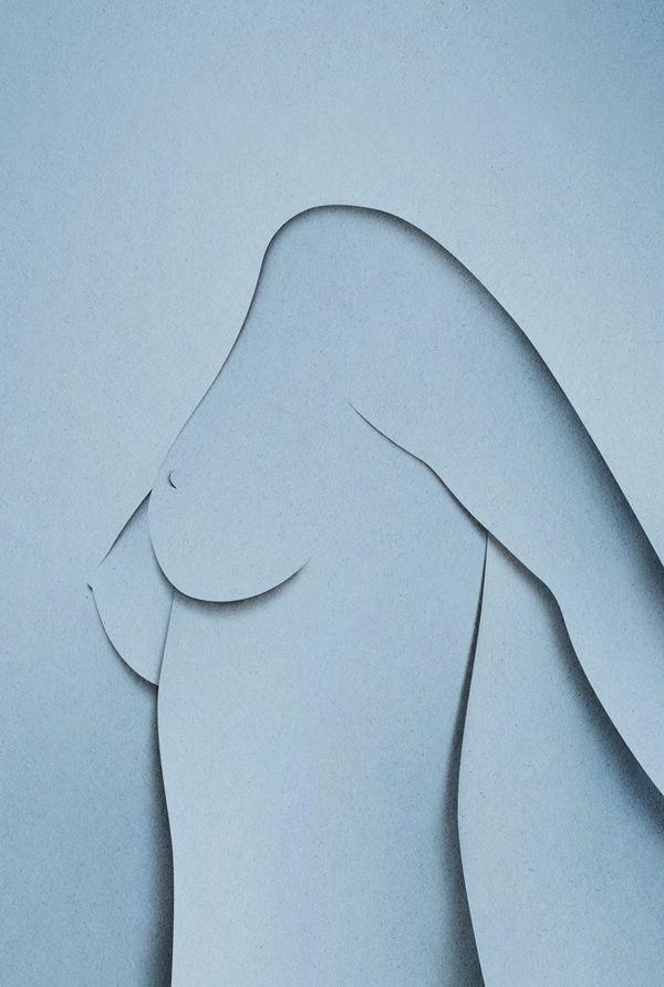 Eiko Ojala est un artiste illustrateur, graphic designer et directeur artistique estonien résidant à Tallinn. Sa particularité est de réaliser de superbes illustrations minimalistes à travers du papier découpé. N'hésitez pas à faire un tour sur son portfolio ou à le suivre sur son profil Behance pour en découvrir davantage.