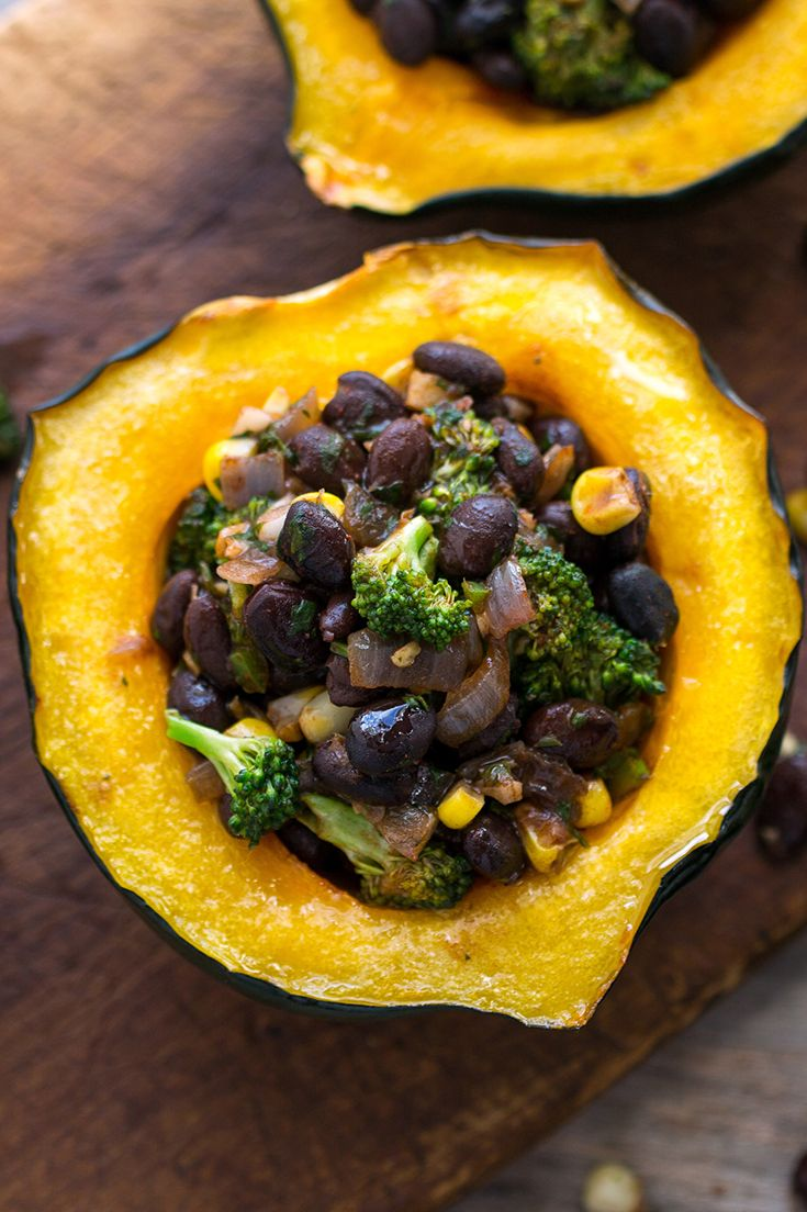 The sisters in this recipe are the Native American staples beans, corn and squash, which together offer a delicious main course for vegan diners. (Photo: Andrew Scrivani for The New York Times)