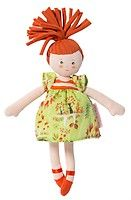 Petite poupée Plume Ma poupée Moulin Roty | Jeujouet.com