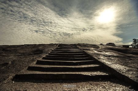 Door way to Heaven...  Photo by Pankaj Kumar -- National Geographic Your Shot