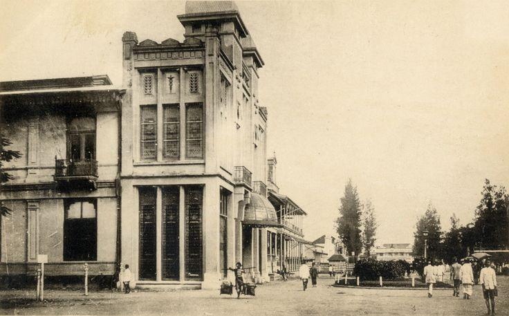 Pasar Besar te Soerabaja, ca 1925
