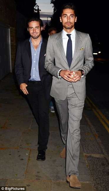 Spencer Matthews and Hugo Taylor made in chelsea boys @Ira Mutiara