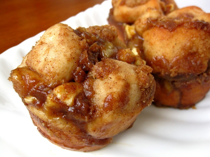 ... Cinnamon Monkey Bread Muffins | It's All About The Muffin Tin