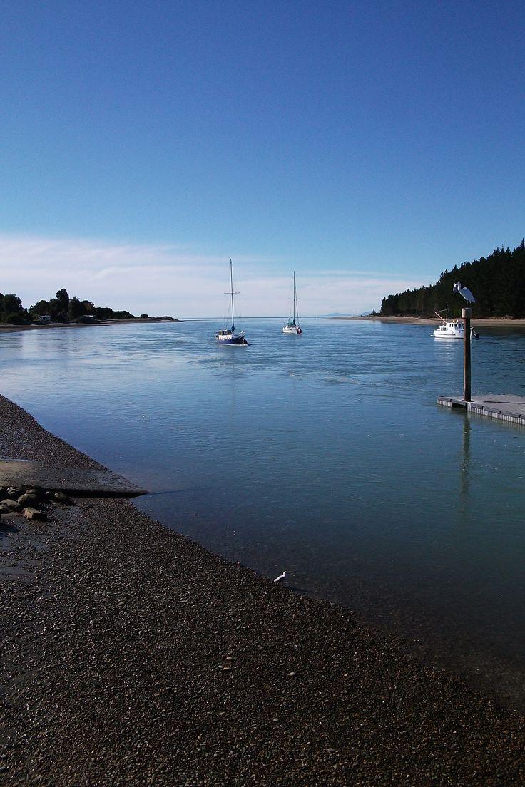 Mapua Whalf, Nelson, New Zealand - by Jon Reid