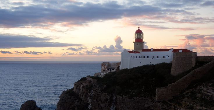 Cape Sao Vicente, the beginning of the end
