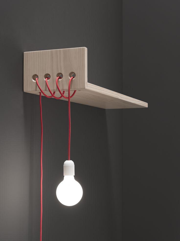 Bruno Faucz luminária cipó
