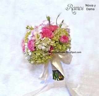Ramo de novia en guatemala colores pastel verde, rosado  y blanco  una opción para reemplazar peony/peonias. Tallo amarrado en liston Ivory. Tel 58602962