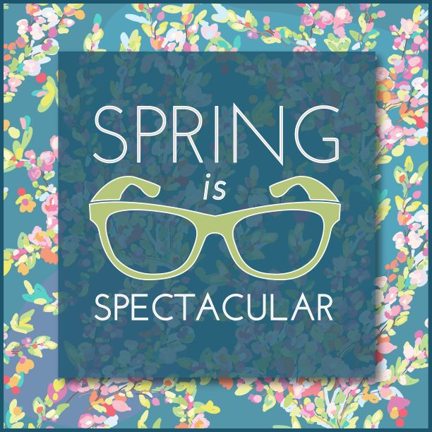 #Spring is #SPECTACular
