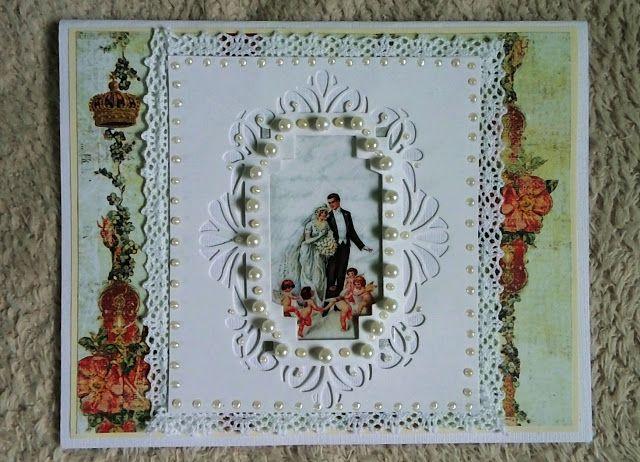 Moja pasja: Kartki na ślub