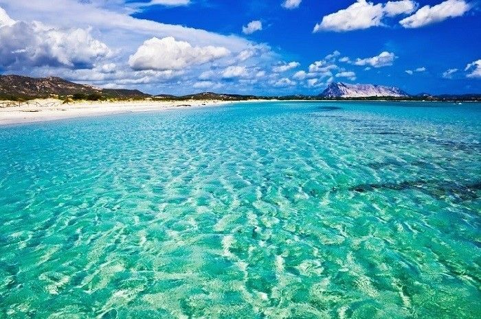 Sardinia's beaches are unforgettable!!