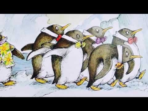 Tacky the Penguin - Read Aloud - Kindergarten and Early Reading Video