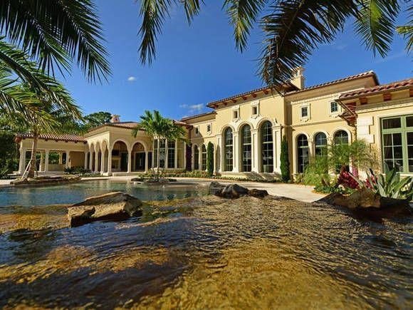 7 best celebrity homes in jupiter fl images on pinterest for Garden room jupiters
