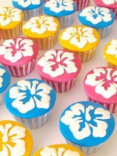 cupcake festa Moana