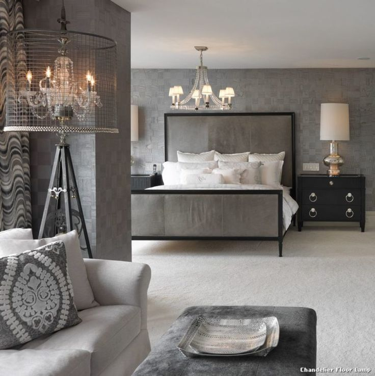 25 Stunning Transitional Bedroom Design Ideas: Best 25+ Chandelier Floor Lamp Ideas On Pinterest