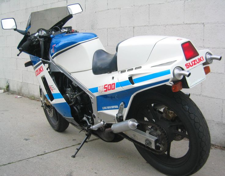 suzuki rg 500 gamma 2 wheeler world pinterest motorbikes and street bikes. Black Bedroom Furniture Sets. Home Design Ideas