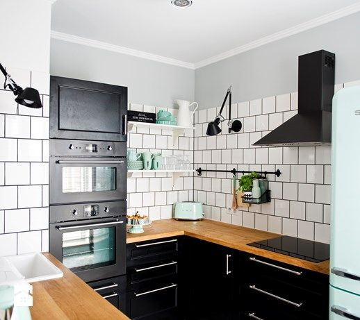 715 best images about KUCHNIA  Kitchen on Pinterest   -> Kuchnia Retro Ikea