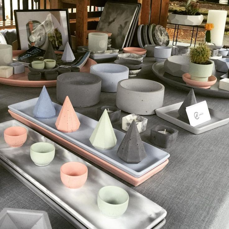 Exciting day for @concretehomewares with their first market day @paddingtonmarkets Good luck Charlotte #concrete #homewares #handmade #concretedesign #interior #sydneymarkets #concretehomewares #paddington #markets #marketstall #newventure #goodluck See this Instagram photo by @livebreatheretail • 17 likes
