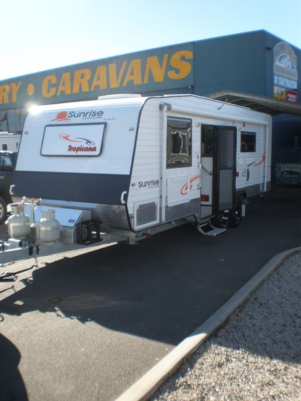 Sunrise Caravans