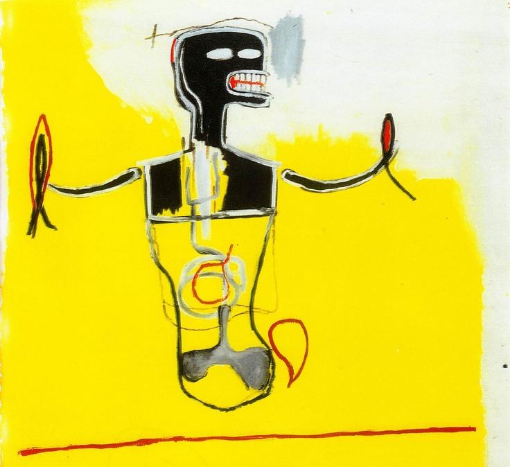 Jean Michel Basquiat, Untitled, 1984 c.