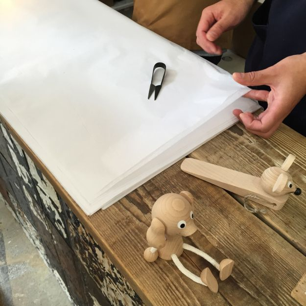 Cutest Little Wooden Dog And Mouse Door Stopper For The Dinky Ones Nursery