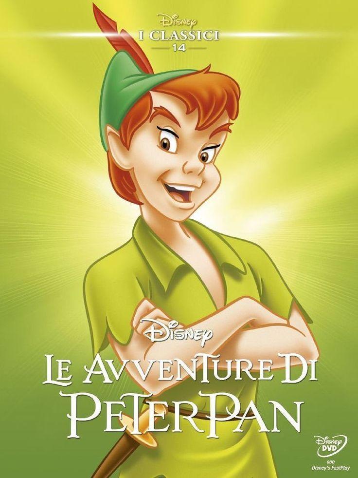 Le Avventure Di Peter Pan (DVD NUOVO)