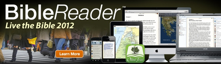 OliveTree.com offers free, easy-to-use software for studying the #Bible on every major platform, including smartphones and tablets. #Catholic Douay-Rheims with Deuterocanonical books, Clementine Vulgate and Latin Vulgate bibles available free. New American Bible available for purchase.