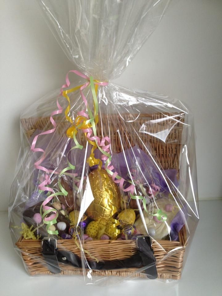 Best 7 hampers images on pinterest baskets hampers and chocolate easter hampers 24 sweetsasyoulike negle Choice Image