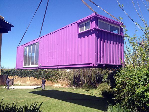 Colocando la Casa_New en el lote de San Eduardo - Rosario.