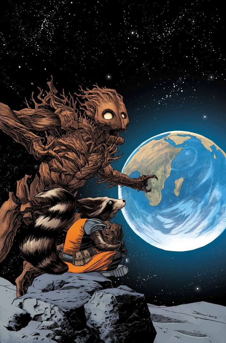 106 best images about rocket raccoon n groot on Pinterest ...